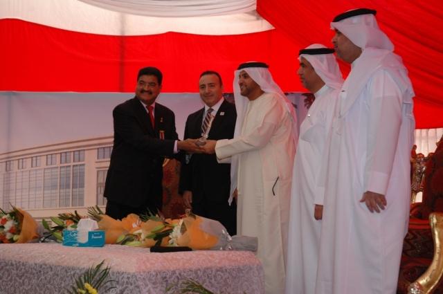 NMC Specialty Hospital Khalifa City - Ceremony